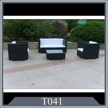 rattan outdoor sofa set for garden/patio