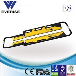 WSX- E8 carbon fiber scoop stretcher, X-ray, MRI