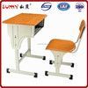 Adjustable and plywood design child desk and chair for sale