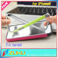 hot wholesale low price mobile phone frame case for iphne 4 5
