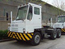China camiones pesados camiones de terminal, precio bajo