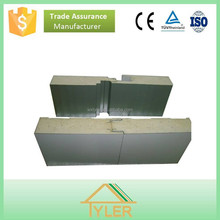Color Steel Polyurethane Sandwich panel for wall and roof