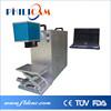 Jinan Lifan laser Metal and pet ear tag printer fiber laser marking machine