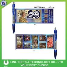 Wholesale Cheap Logo New Arrival Banner Pen