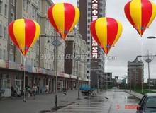 Rainbow inflatable drop air balloons
