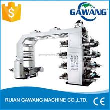 High Accuracy 8 Color Printer Machine Exporter
