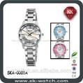 Ska-0001a best-seller fabricar mulheres topo relógios da marca suíça