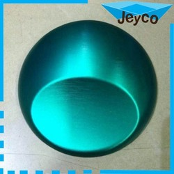 JEYCO VINYL 1.52*20m 2015 new green brushed chrome matte ice car vinyl roll, adhesive vinyl decorative paper roll brushed ice