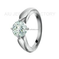 2015 Spring Newest Rhinestone Cnc Jewelry Machine Wedding Ring