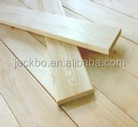 2015 HOT Best selling Canada Cedar sauna wood boards/Sauna room wood