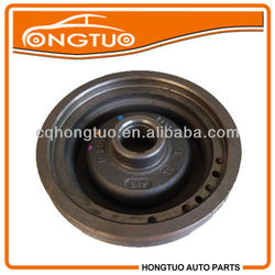 Crankshaft belt pulley for GM