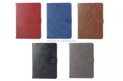 DIHAO Luxury PU Leather Book Stand Case Cover for iPad Mini 4 Stand Tablet Case
