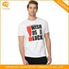 100% Polyester t Shirt, New Design Cheap Plain t Shirts