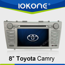 8 inch 2 din car gps navigator toyota camry 2012 dvd player for car