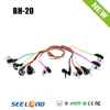 New 2015 mini wireless stereo sport bluetooth headset in ear headphone for mobile phone
