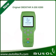 2015 Newest Production X200 obdstar with function Oil / Service reset and OBDII engine diagnosis X-200