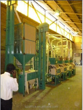 Hot sale Africa automatic maize flour milling corn mill machine with price