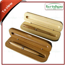 Promotional gifts wood pen with box