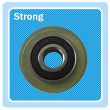 OEM/ODM small plastic pulley wheels with bearings