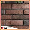 brick veneer exterior wall finishes TG0118 China supplier artificial wall brick wall finish
