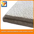 Décoration d'intérieur fibres minérales carreaux de plafond acoustique/laine minérale conseil/plafond suspendu