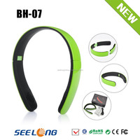 2015 Updated and newest classical bluetooth wireless headphone for phones