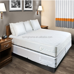breathable jersey fabric bed bug cover