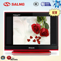 14 inch mini small sizes color crt tv/portable best seller tv in india