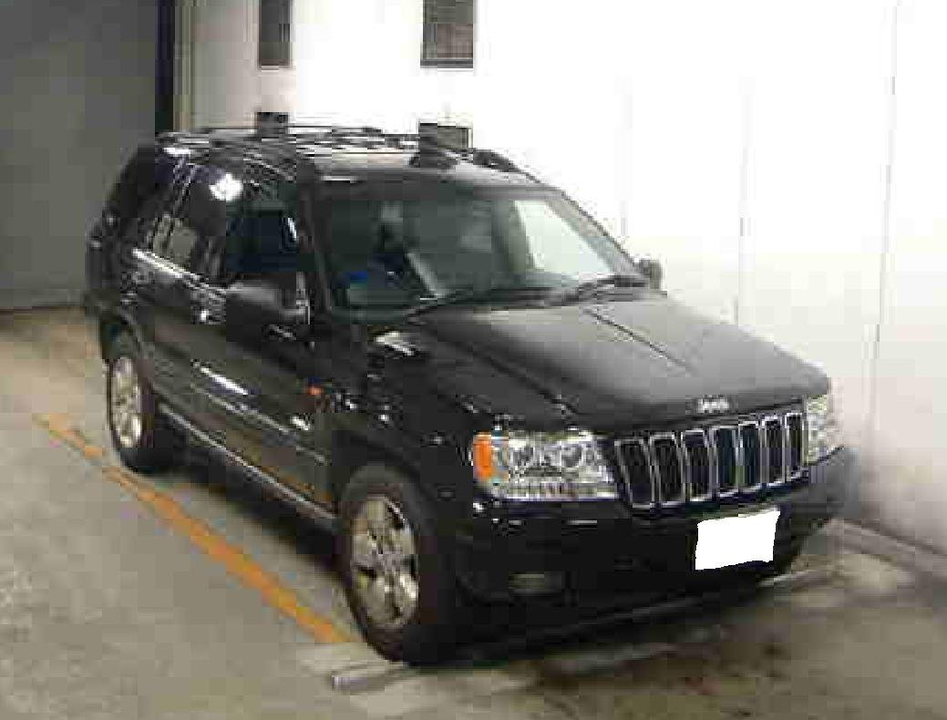 2001 jeep grand cherokee japanees use car buy japanees. Black Bedroom Furniture Sets. Home Design Ideas