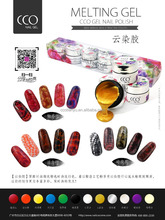 CCO Melting Gel Polish Nail Art Kiss Colors Cosmetics
