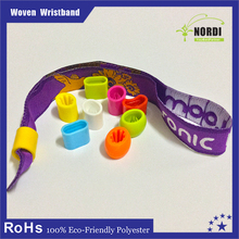 high quality woven wristbands for women and men