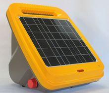 110V 2 J 20KM low power farm solar electric fence energizer for farm fence