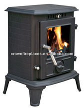 2013 popular cast iron stove(wood burning)