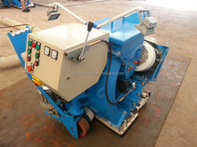Clean Up The Tunnel Pavement Shot Blasting Machine,Road Surface Cleaning