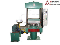 Sealing vulcanizing press with different mold