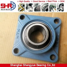 Pillow Block/Insert Bearing Square Flanged Unit UCF216 Bearings for Air Conditioner