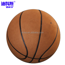 Soft Touching Microfiber Basketball With Customized Logo