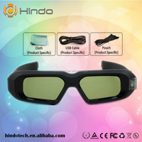 RF/ Radio Frequency hindo Active Shutter 3D Glasses for HD TV smart TVs