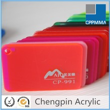 Made in china cheap price cast clear acrylic