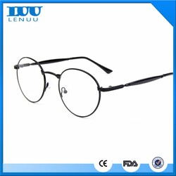 Wholesale Fashion Design Eyewear Frame With Glass Frame With Clear Lens Glasses