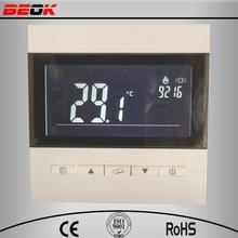 TOL40-EP adjustment heating digital 5+1+1 program room thermostat