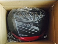 Various sizes of high quality motorcycle rear luggage box top case set top box case