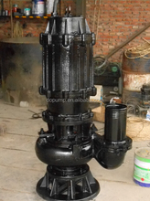 ZJQ Clean and sewage water submersible pump