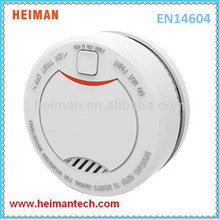 EN approved safety smoke and fire detectors