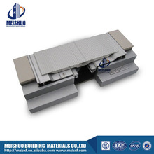Heavy duty type aluminum premolded expansion joint filler for ground