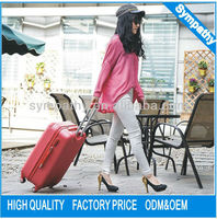 20''24'' 28'' Abs / Pc Waterproof Lightweight Carry Polo Luggage