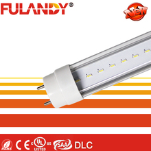 led tube 8 2012 new led tube-cUL UL DLC led light tube T8 2ft/3ft/4ft/5ft/6ft/8ft 5 years warranty