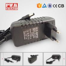 Steady CE approved SAD-25-15 25w 15v 1.5a ac dc power adapter