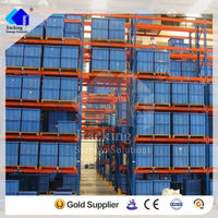 China Jraking Depot Goods Factory Stock United Steel Products Pallet Racks