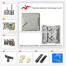 IP66 plastic outdoor electrical junction enclosure ,abs waterproof box